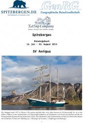 Antigua Spitzbergen 2014
